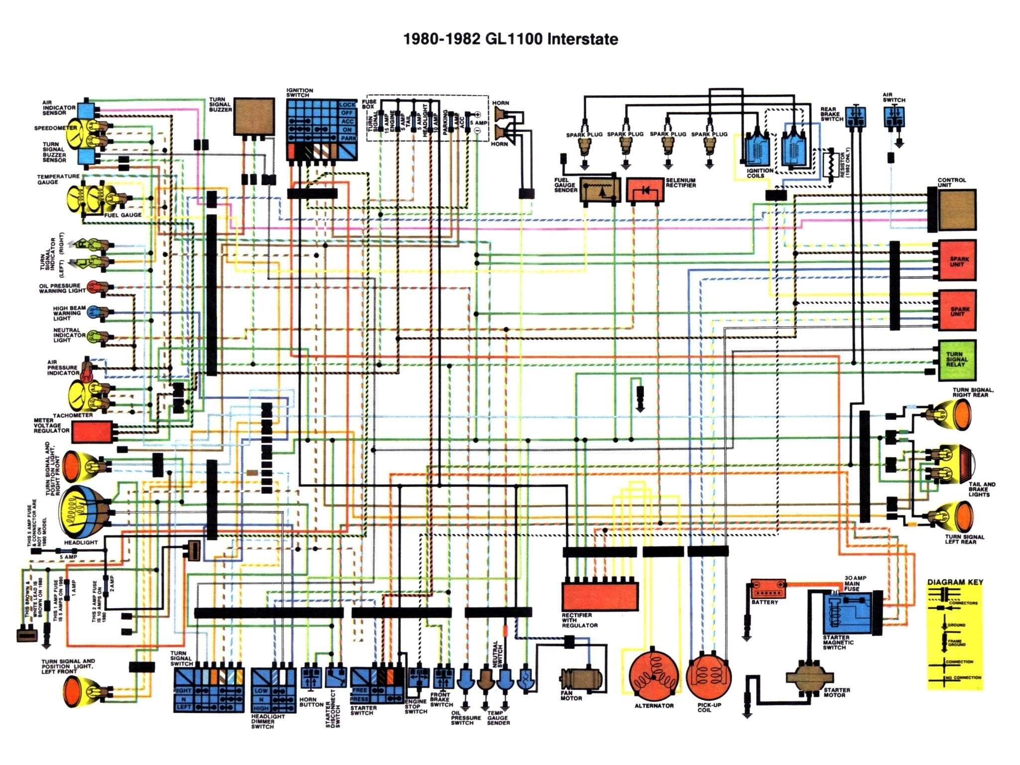 83 Gl1000 1 550 1978 Honda Cb550 Wiring Diagram Comments