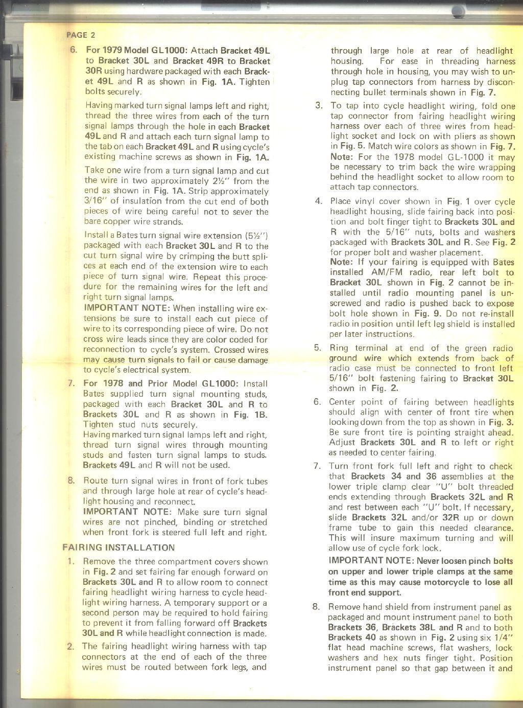 BATES PAGE 2