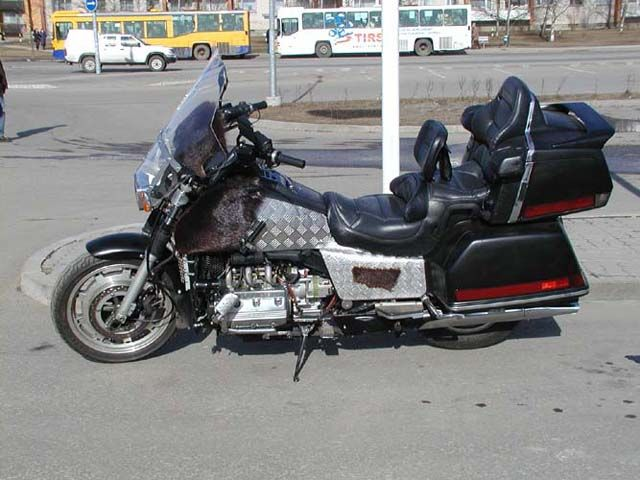 Erik's Funny GoldWing