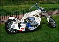 Goldwing Chopper No further info
