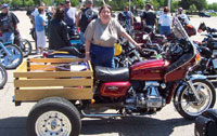 GoldWing Trikes