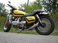 Goldwing Bobber 2